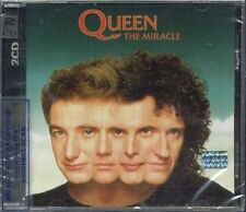 QUEEN THE MIRACLE SEALED 2 CD SET NEW REMASTERED 2011 DELUXE EDITION