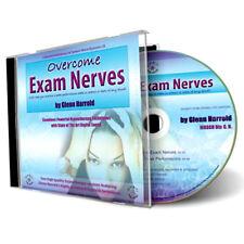 Overcome Exam Nerves  - A superb high quality hypnosis audio - CD