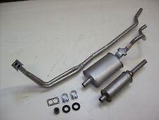 Auspuff Auspuffanlage Abgasanlage Opel Kadett C 1,2L 60PS Bj. 77-79