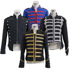 Halloween Cosplay Costume My Chemical Romance Military Parade Jacket 4 colors
