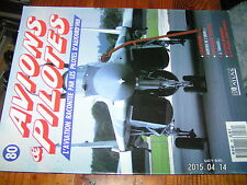 ¤ Avions & Pilotes n°80 Chasseur GB 14/18 Le Tornado Perou Schlachtflieger