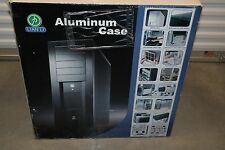 LIAN LI PC-A70 BLACK ALUMINUM CASE W/BOX