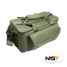 NEW NGT INSULATED BAIT CARRYALL BAG BOILIE FOOD COOL BAG CARP/ COARSE FISHING