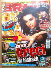 BRAVO 4/2007 TOKIO HOTEL,Christina Aguilera,Panic At The Disco,Simon Webbe,Doda