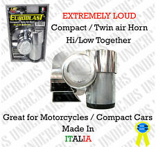 New Air Horn Car Motorcycle Super Loud Universal Horns