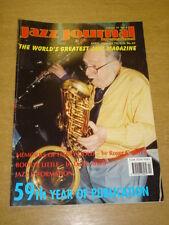 JAZZ JOURNAL INTERNATIONAL VOL 59 #4 2006 APRIL HARRY GOLD BOOKER LITTLE