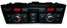 AUDI A6 C6 LIFT 2008 - 2011 CLIMATE CONTROL UNIT 4F1820043AL BLACK