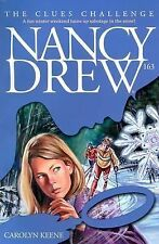 Nancy Drew. The Clues Challenge. Unread Condition. 1 St. Edition. Paperback