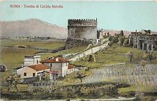 B39538 Roma Tomba di Cecilia Metella   italy