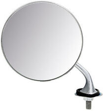 CLASSIC MINI LUCAS STYLE CHROME WING/DOOR MIRROR L/H WM1905 N/S CONVEX GLASS 4R6