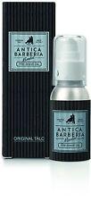 ANTICA BARBERIA MONDIAL Pre-Shave-Öl ORIGINAL TALC Pre-Shave-Oil 50ml ITALIEN