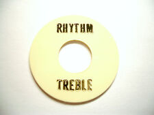 göldo Rythm/Treble Plate Unterleg-Platte für Toggle Switch crème
