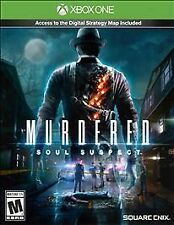 Xbox One Murdered: Soul Suspect BRAND NEW SEALED!!! Microsoft