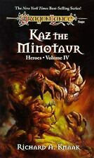 Kaz the Minotaur Dragonlance: Heroes
