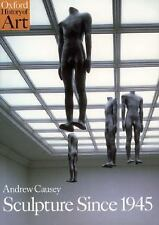 Sculpture since 1945 (Oxford History of Art), Andrew Causey, Good Book