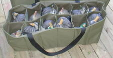 12 Pocket Standard to Magnum Size Duck Custom Decoy Bag NEW