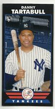 1993 Colla Collection Diamond Marks - Bookmarker - Danny Tartabull - Yankees