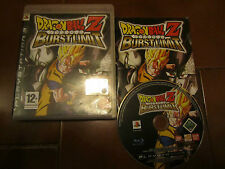 GIOCO per Playstation 3 PS3 DRAGON BALL Z Burst Limit Completo Pal