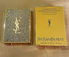 2016 YSL YVES SAINT LAURENT SUMMER ADDITION COUTURE EYESHADOW PALETTE SOLD OUT