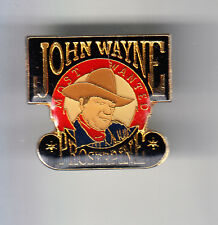 RARE PINS PIN'S .. CINEMA FILM MOVIE STUDIO WESTERN JOHN WAYNE PROSERPINE ~CR
