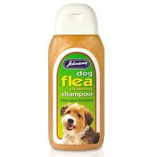 Johnson's Flea Cleansing Shampoo for Dogs 200ml