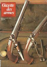 GAZETTE DES ARMES N°93 M.R 38 SPECIAL MATCH / FUSIL MITRAILLEUR MODELE 1924