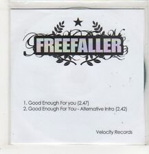 (GD106) Freefaller, Good Enough For You - 2005 DJ CD