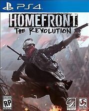 Homefront: The Revolution Bonus (Sony PlayStation 4, 2016)