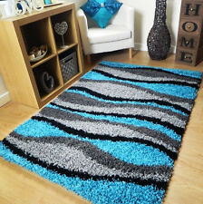 SMALL EXTRA LARGE RUG NEW MODERN DESIGN SOFT THICK SHAGGY RUGS NON SHED SHAG RUG