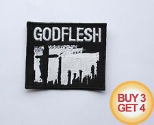 GODFLESH PATCH,BUY3GET4,ISIS,NEUROSIS,ULVER,SUNN O))),BLUT AUS NORD,NAPALM DEATH