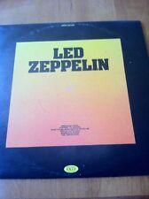 LED ZEPPELIN S/T Joker International #SM 3721 Italian (Rare+Out of Print) MINT