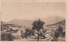 MAROC MOROCCO SCENES ET TYPES DU MAROC campagne de 1925 5 le poste de taounat