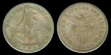 20 Centavos 1913-S US-Philippine Coin 1