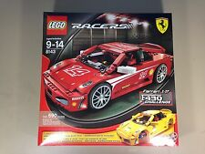 Lego Racers 8143 Ferrari Challenge New sealed RARE. MINT!!