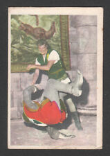 Ivanhoe Roger Moore 1958 TV Series Scarce Card from Germany D