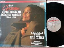 Philips 4260401 Bizet – Carmen  Jessye Norman - Seiji Ozawa LP