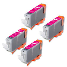 4 NEW MAGENTA Ink Cartridge for BCI-6 Canon F50 F60 F80 MP750 MP760 MP780 iP3000