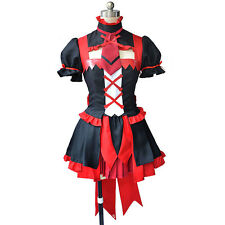 Gate Thus Self-Defense Force Fought There! Rory Mercury Cosplay Costume Lolita