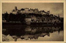 Châteaux de la Loire Frankreich France AK ~1920/30 Château de Chinon Burg Castle