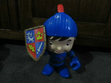 MIKE the KNIGHT..cute TALKING Mike...ABC KIDS...holds sword...