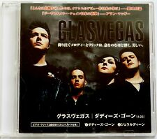 GLASVEGAS Daddy's Gone Rare 2008 Japan DJ CD Single