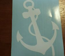 Vinyl Decal Sticker..Anchor..Car Truck Window Laptop