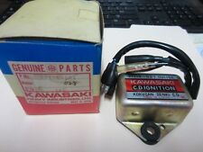 Kawasaki KD175, KE175 Ignition unit, CDI box, NOS