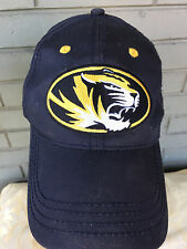 Missouri Tigers Mizzou Lewis Hybrids Seed Farming Baseball Cap Hat Adjustable