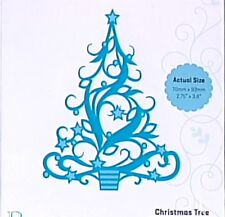 NEW Tonic Studio Rococo Christmas Tree Die, Latest