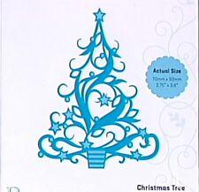NEW Tonic Studio Rococo Christmas Tree Die, Latest