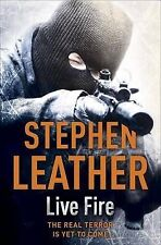 Live Fire (Dan Shepherd Mystery)  Stephen Leather Book