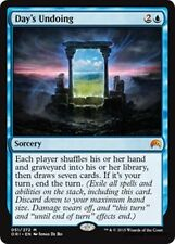DAY'S UNDOING Magic Origins MTG Blue Sorcery Mythic Rare