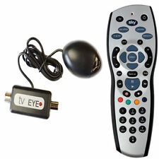 Negro/TV ENLACE TV OJO MÁGICO Con Sky Plus HD control Remoto de Reemplazo genuino