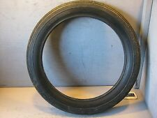 NEW LIEN SHIN RIBBED TIRE 3.00-18 4 PLY 300-18 VINTAGE DOT UIYX 411 TAIWAN